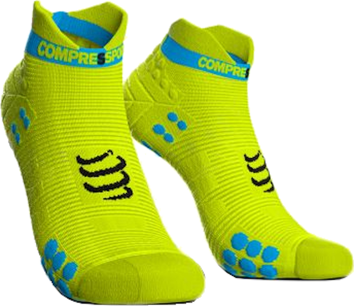 Calze Compressport Pro Racing Socks V3 Run Low