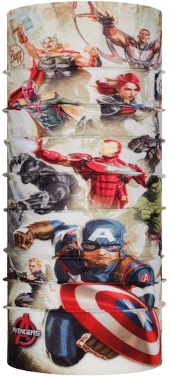 Sciarpa BUFF ORIGINAL BUFF SUPERHEROES NEW