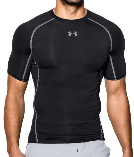 Magliette compresse Under Armour HG SS
