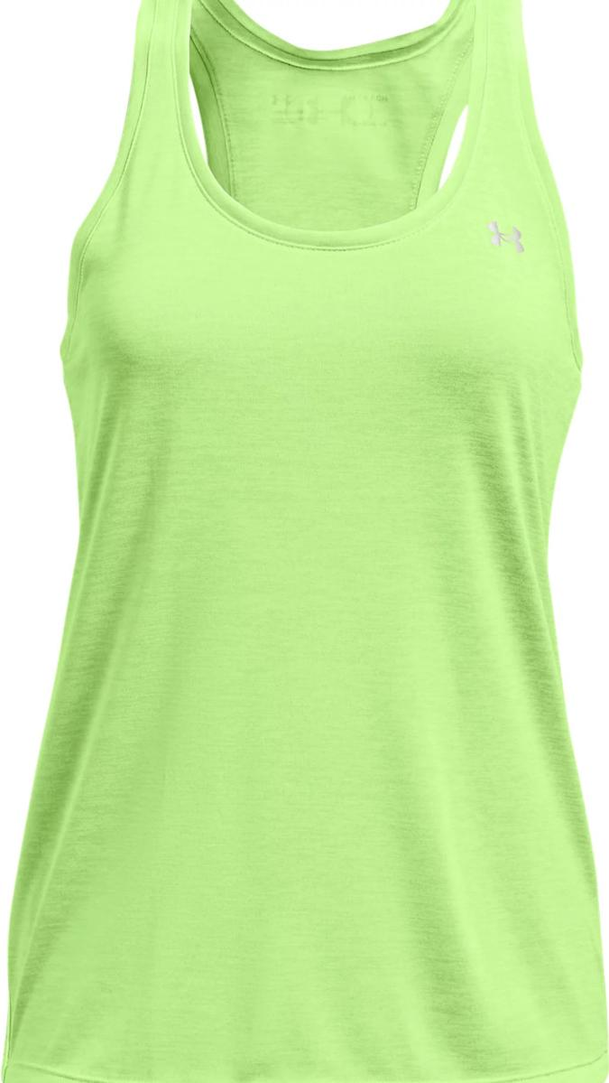 Magliette intime Under Armour Tech Tank - Twist-GRN