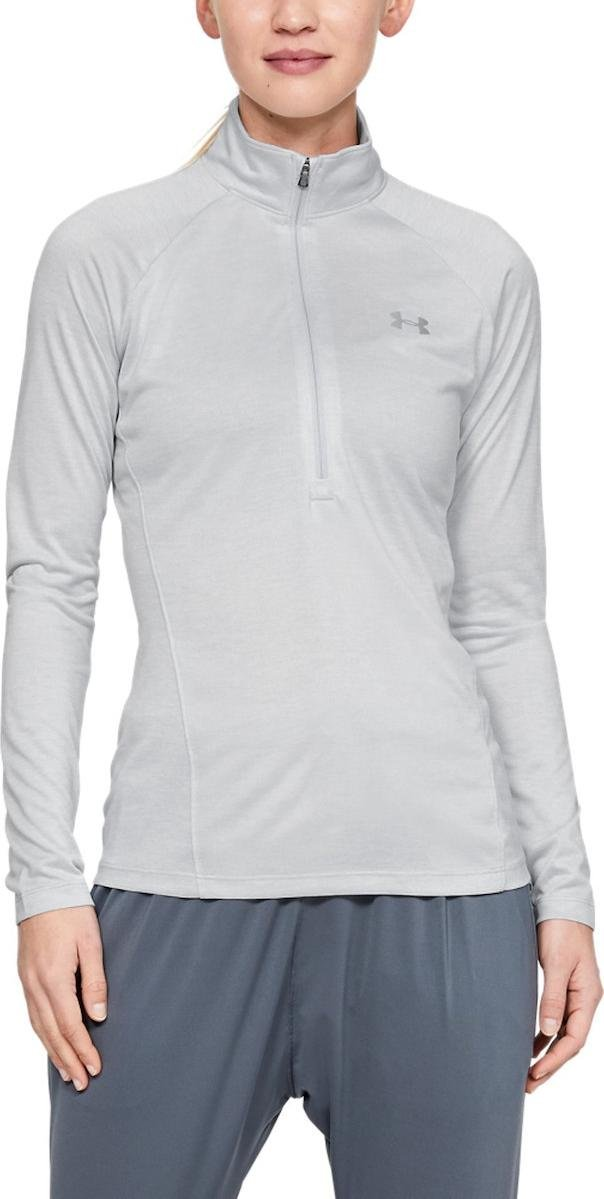 Magliette a maniche lunghe Under Armour Tech 1/2 Zip - Twist