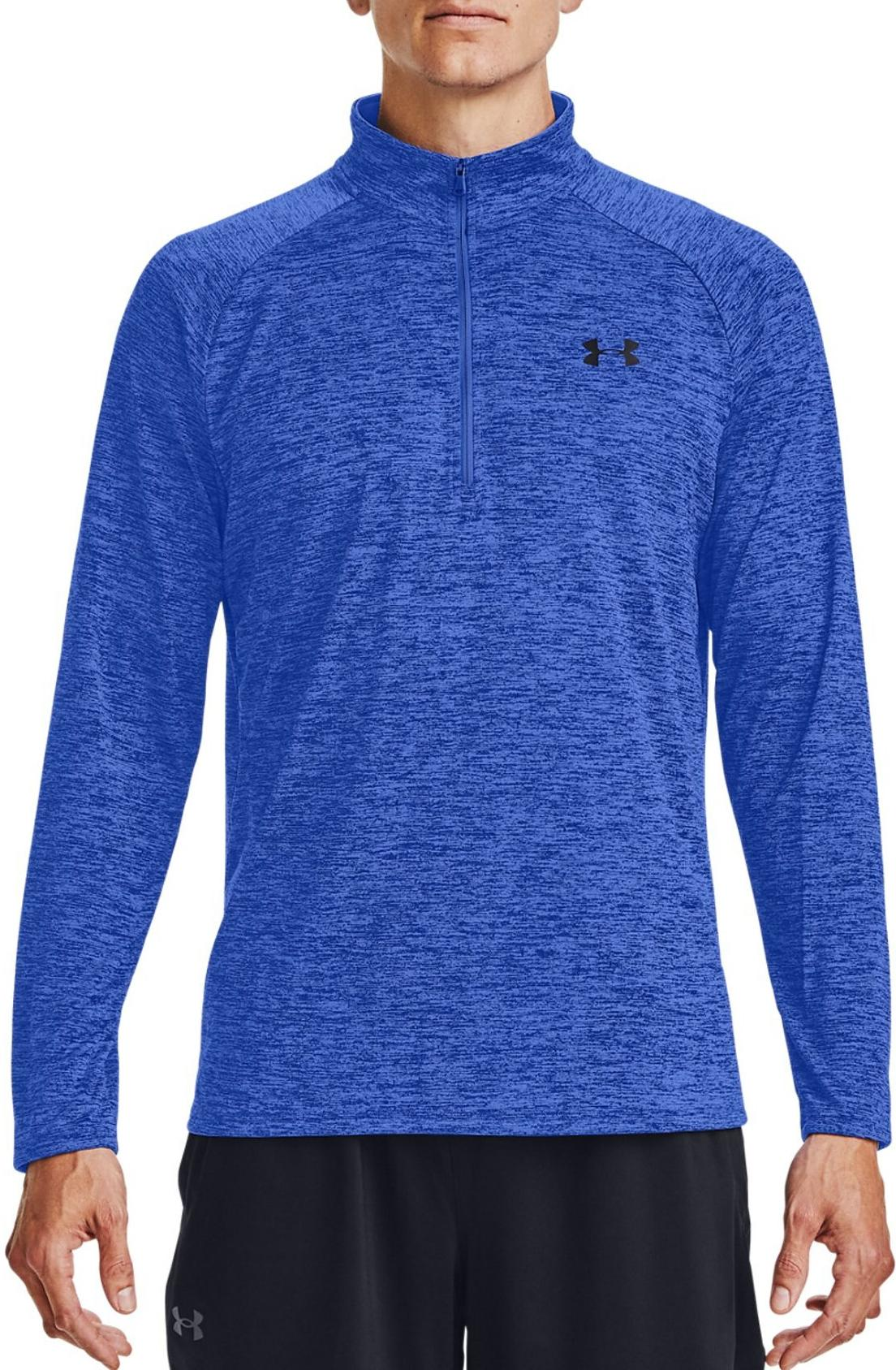 Magliette a maniche lunghe Under Armour UA Tech 2.0 1/2 Zip