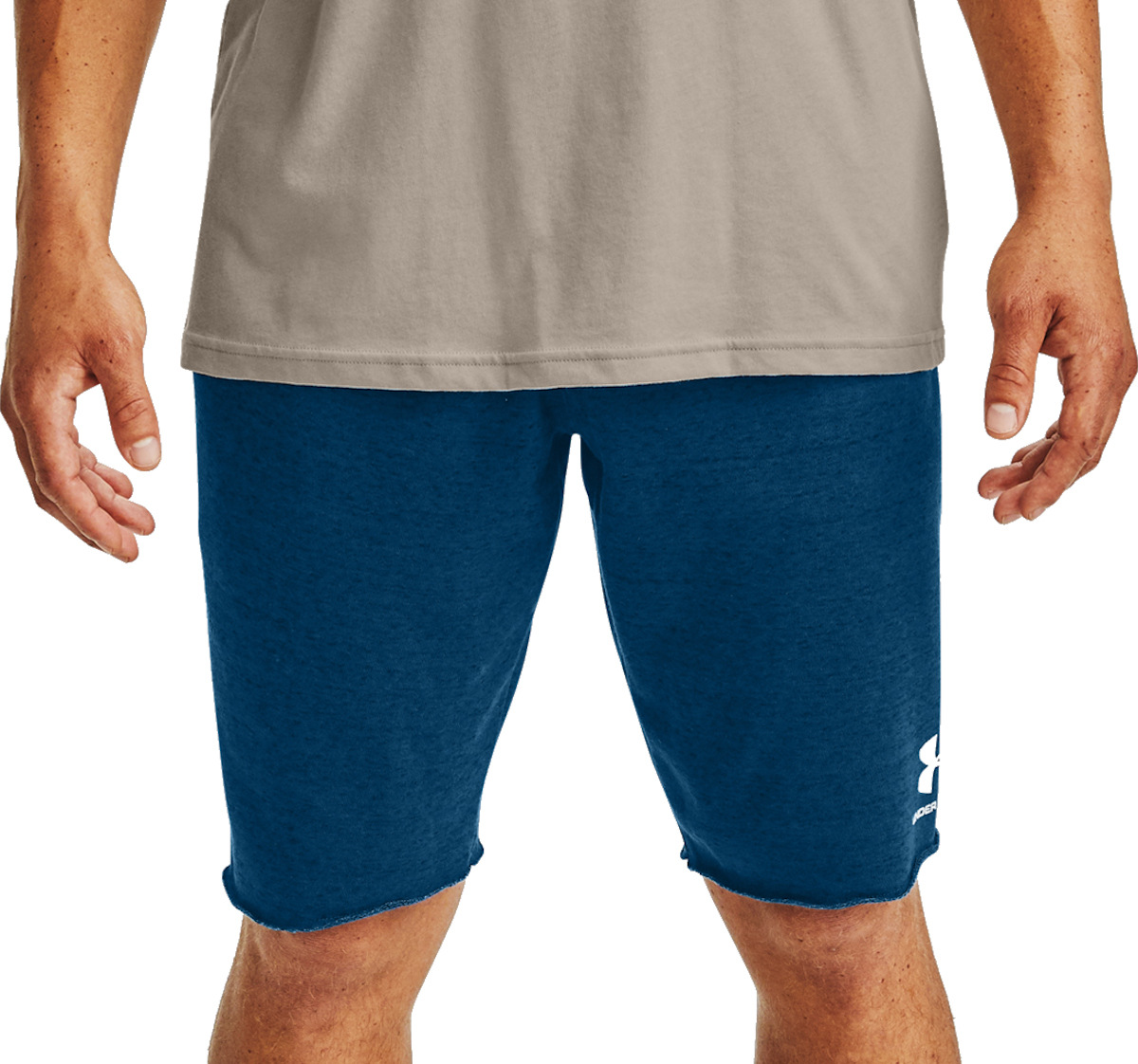 Pantaloncini Under Armour SPORTSTYLE TERRY SHORT