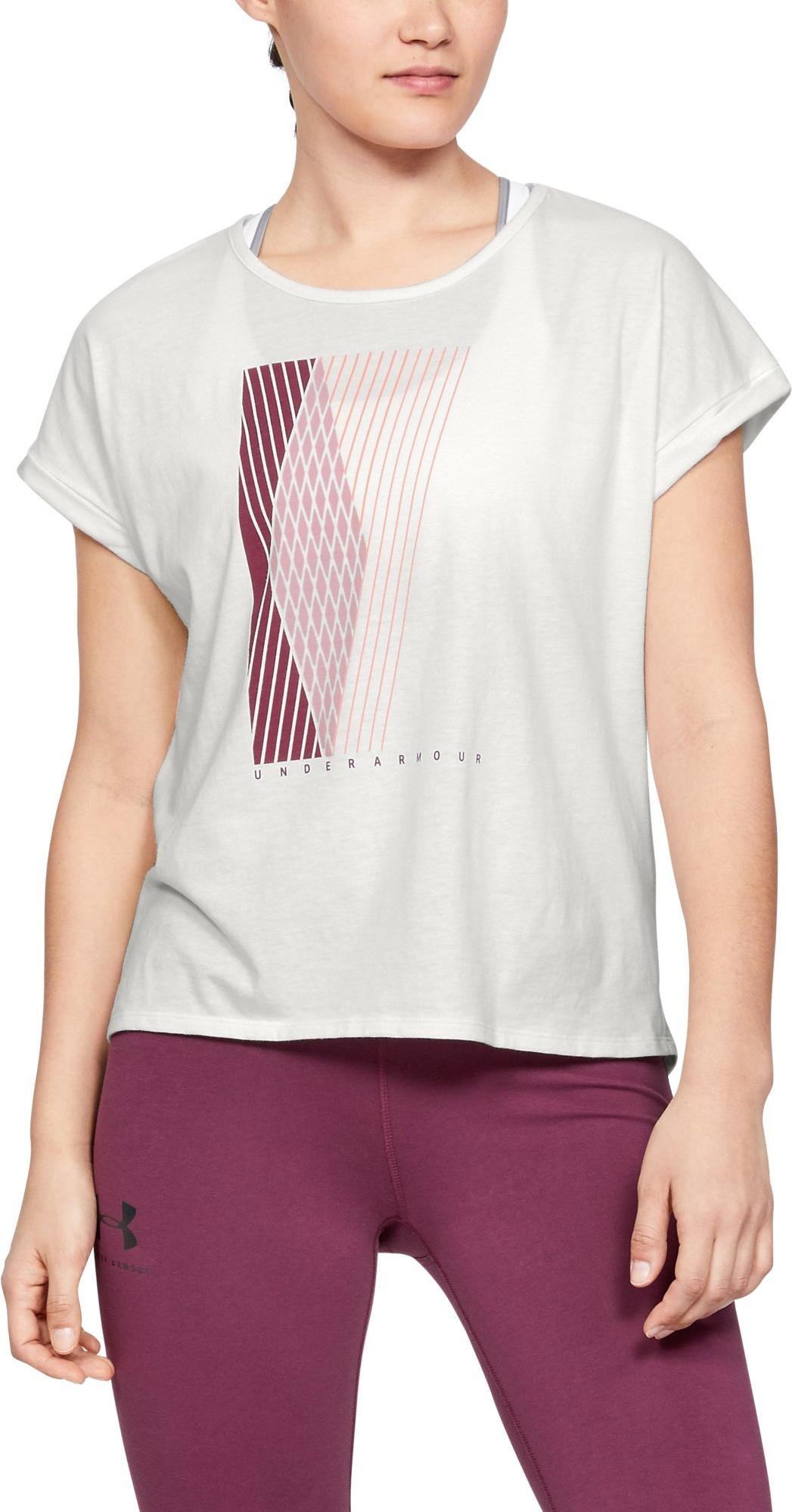 Magliette Under Armour GRAPHIC ENTWINED FASHION SSC