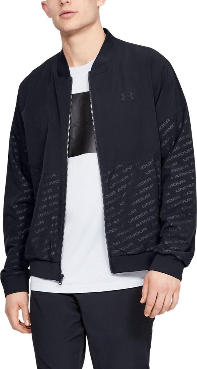 Giacche Under Armour UNSTOPPABLE EMBOSS BOMBER